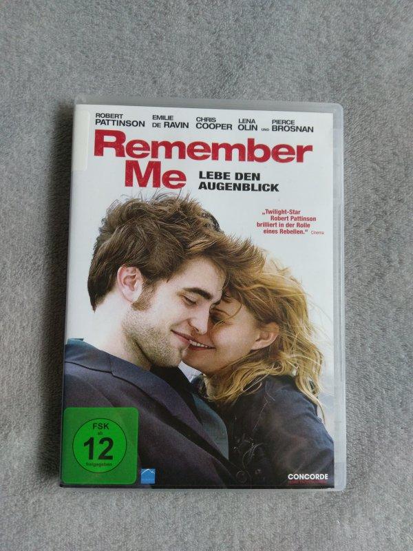 Remember Me – Lebe Den Augenblick