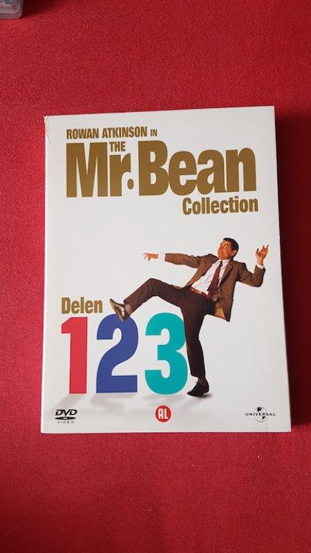 Mr Bean Collection Von Rowan Atkinson Tauschen Tauschbörse Und