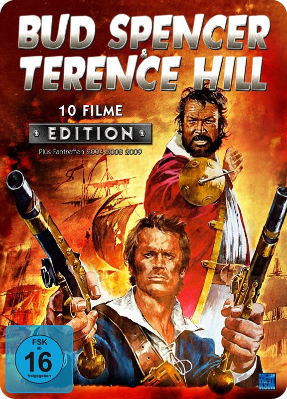 Bud Spencer Und Terence Hill Dvd