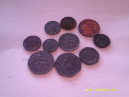 Englische Centmünzen Tauschen Tauschbörse Und Verschenkbörse