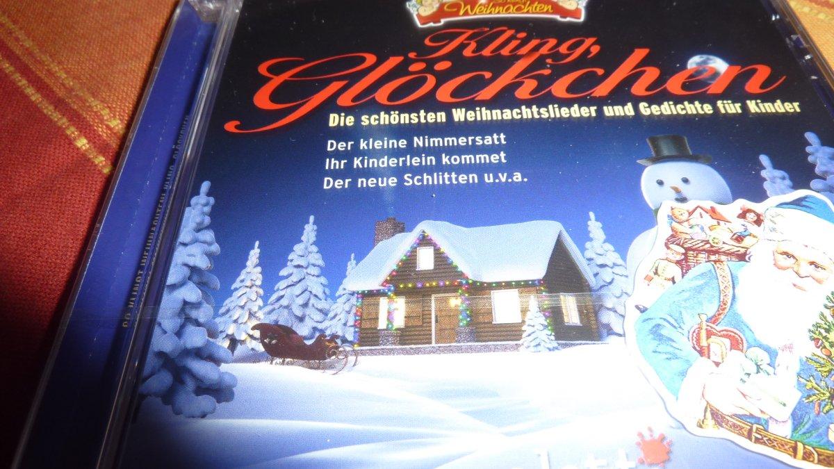 Verschiedene Weihnachtslieder.Kling Glöckchen Die Schönsten Weihnachtslieder Und Gedichte Für Kinder