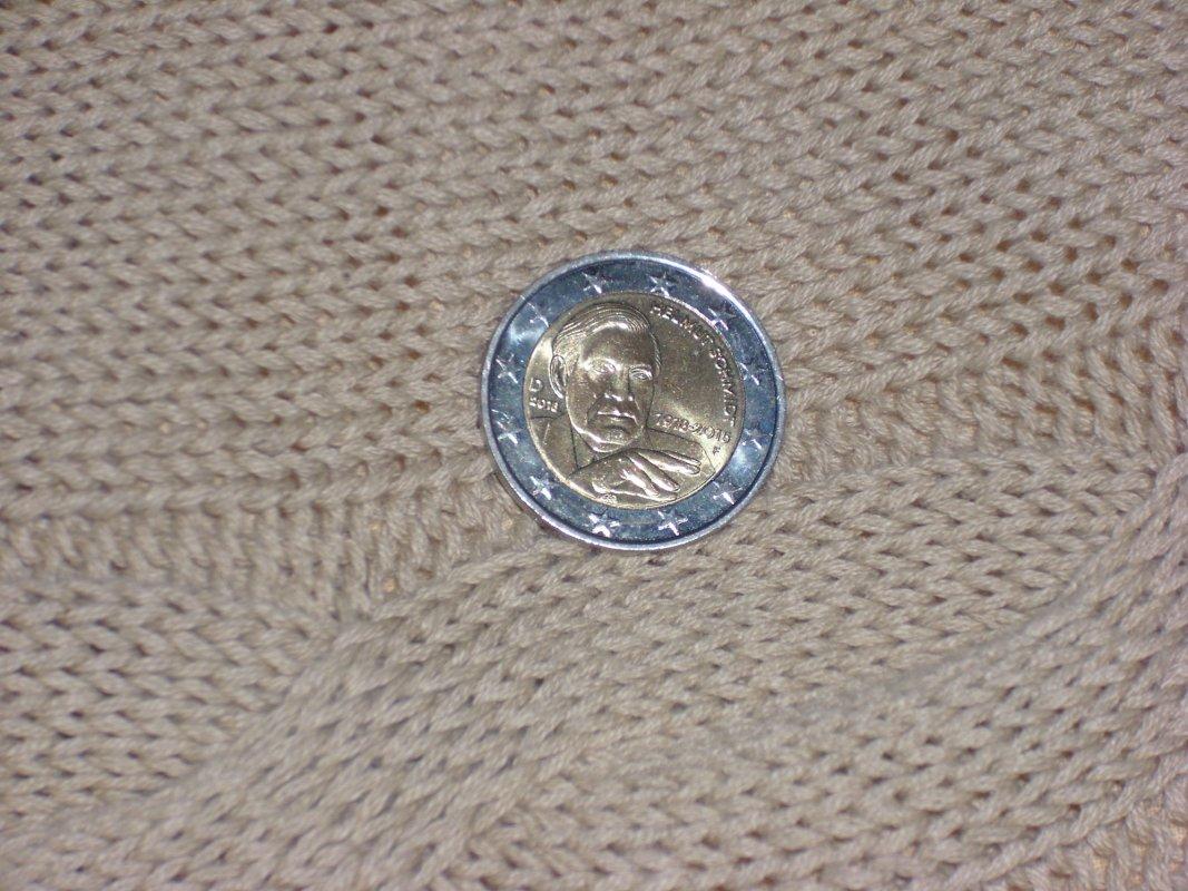 2 Euro Münze Helmut Schmidt Tauschen Tauschbörse Und Verschenkbörse