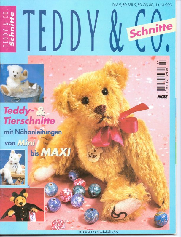 Teddy & Co. Schnitte tauschen: Tauschbörse und Verschenkbörse ...