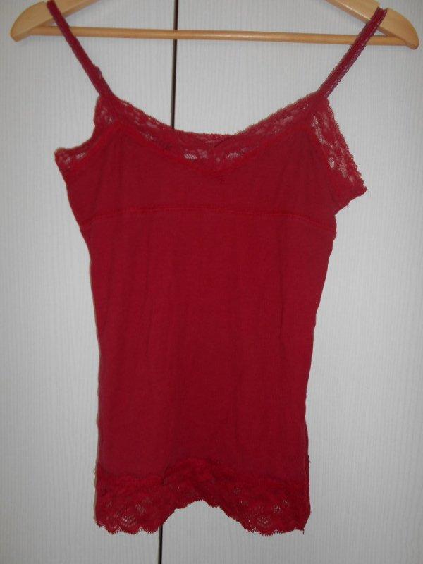 Rotes Tally Weijl in Gr. 36   38 Unterhemd von Tally Weijl tauschen ... c44f25358d