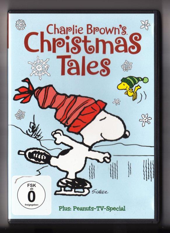 Die Peanuts: Charlie Browns Christmas Tales von Larry Leichliter ...
