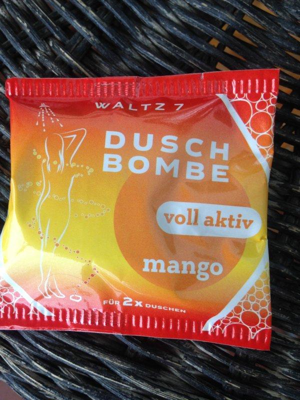 dusch bombe voll aktiv mango