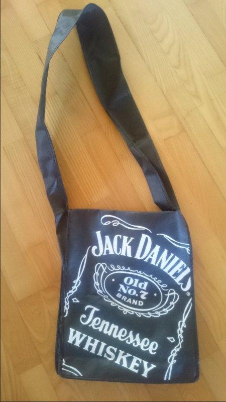 efa49143b1fd1d Coole leichte Tasche / Beutel von Jack Daniels von unbekannt ...