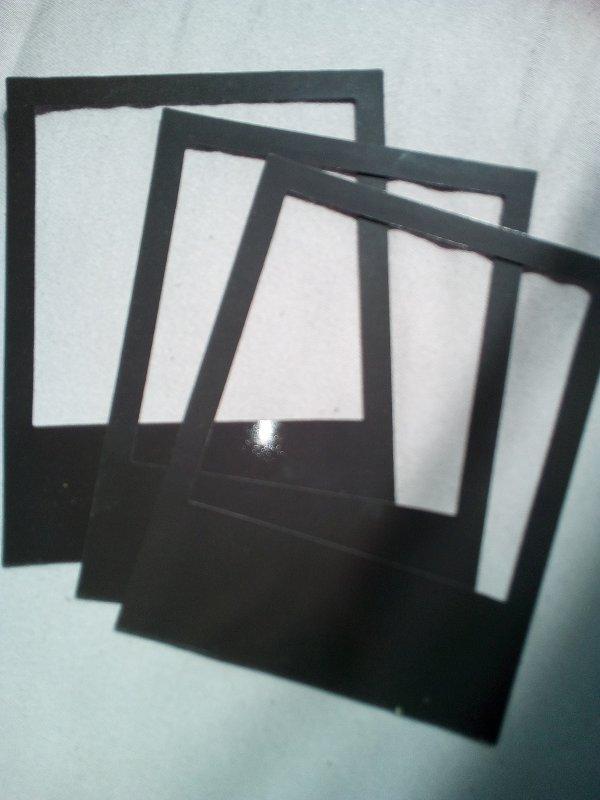 Magnetische Rahmen, lassen Fotos wie Polaroids aussehen tauschen ...