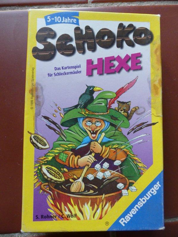 Schokohexe Anleitung