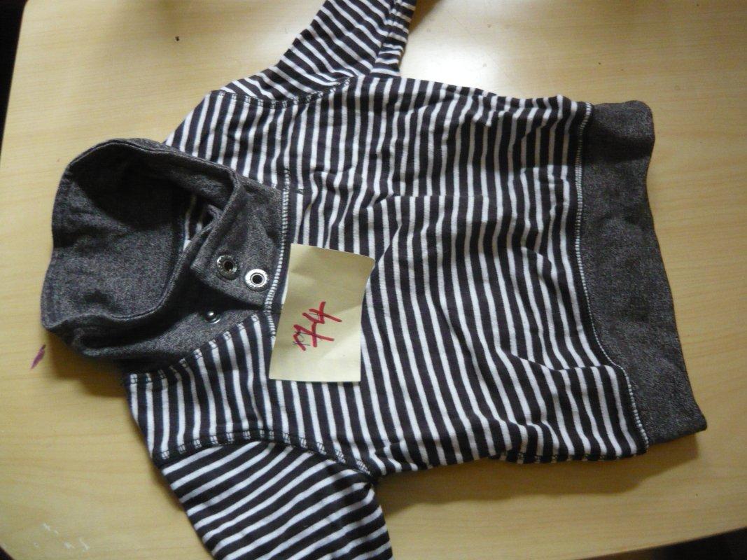 hot sale online c1eb3 5d1b6 schwarz, weißer Pullover
