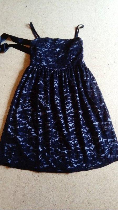 wunderschönes festliches Kleid, auch für schlanke Damen ...