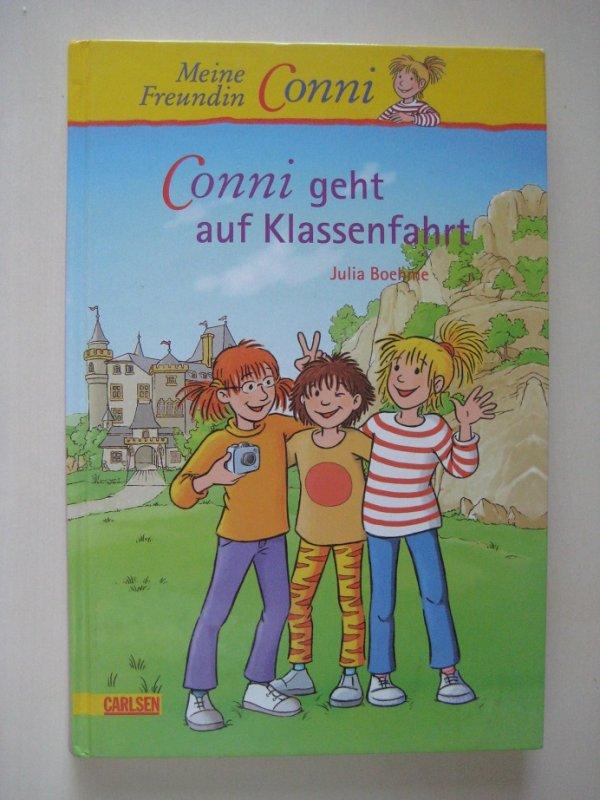 connierzählbände band 3 conni geht auf klassenfahrt von