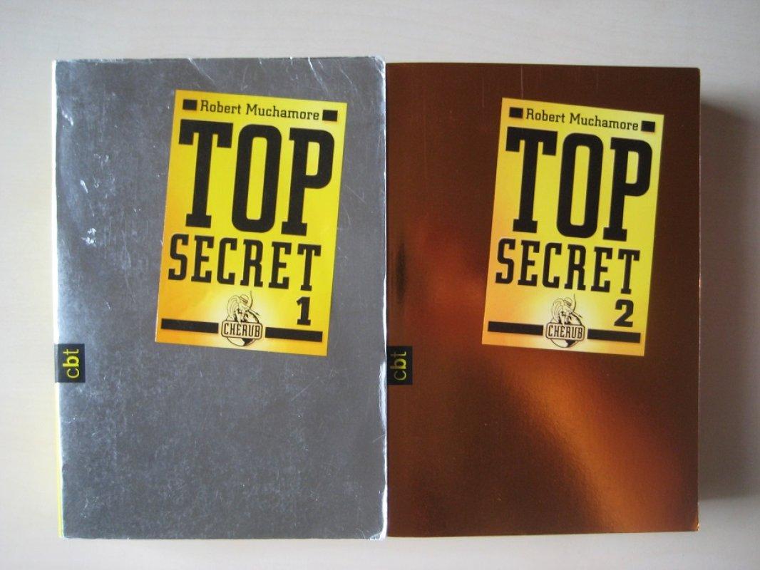 Top Secret 1: DerAgent - Top Secret 2: Heiße Ware von