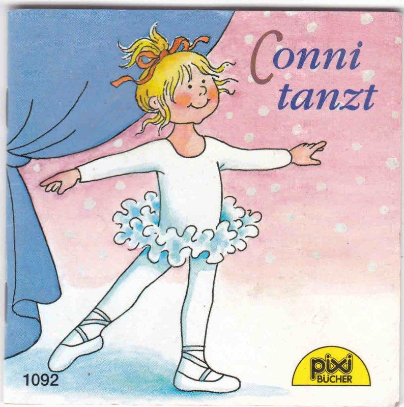 conni tanzt pixibücher  nr 1092 serie 128 von liane