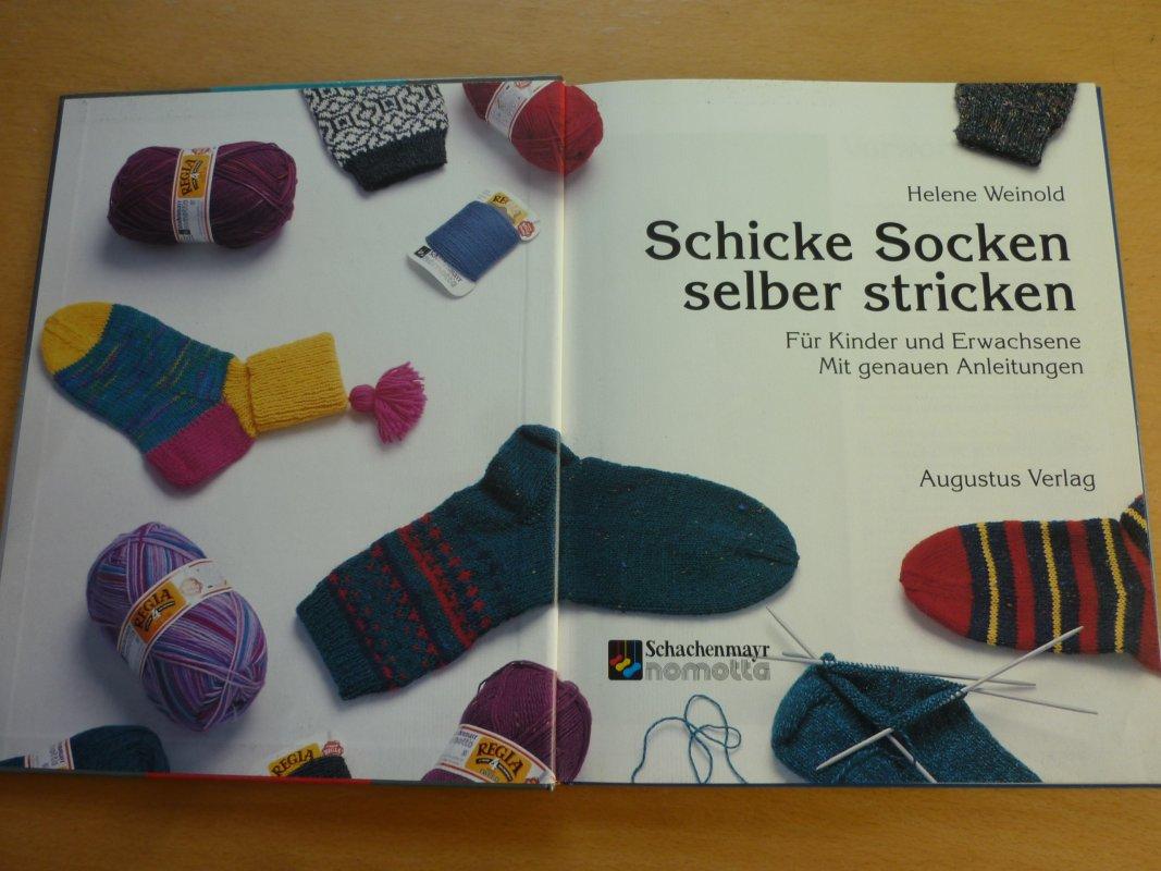 Schicke Socken Selber Stricken Für Kinder Und Erwachsene Mit