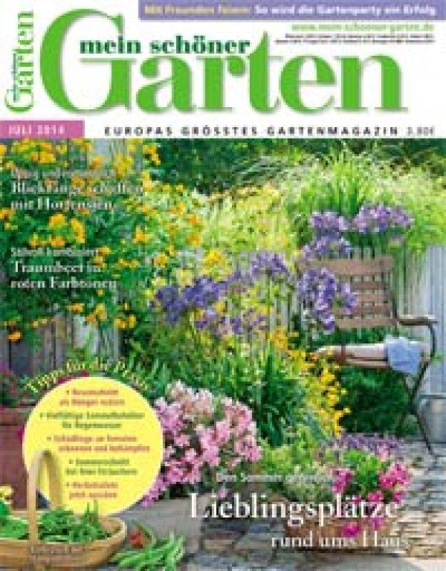 mein schöner Garten *Juli 2014* - aktuell