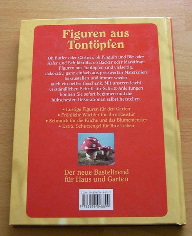 Figuren aus Tontöpfen von Heidi Grund-Thorpe tauschen: Tauschbörse ...