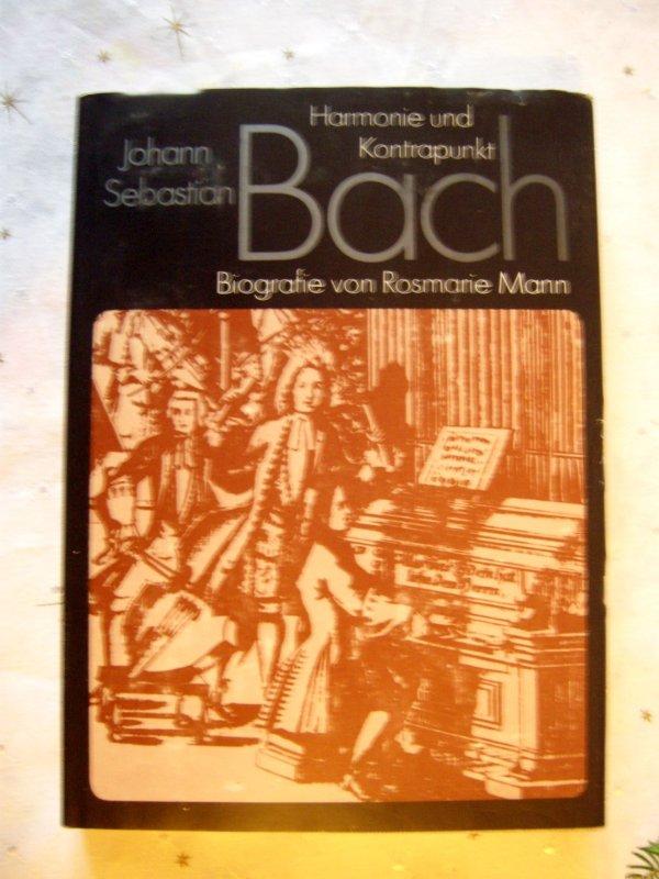 Johann Sebastian Bach Harmonie Und Kontrapunkt Biografie Von