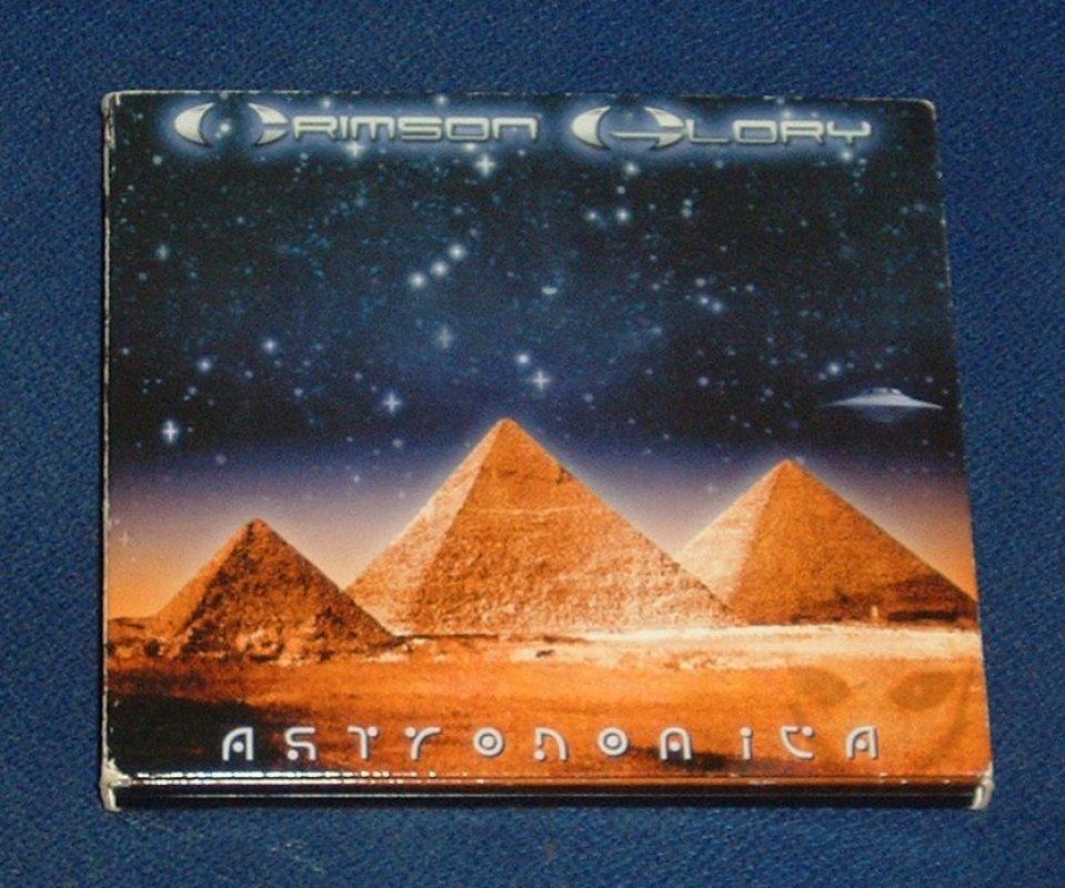 Astronomica Bonus Live Ep Von Crimson Glory Tauschen Tauschbörse