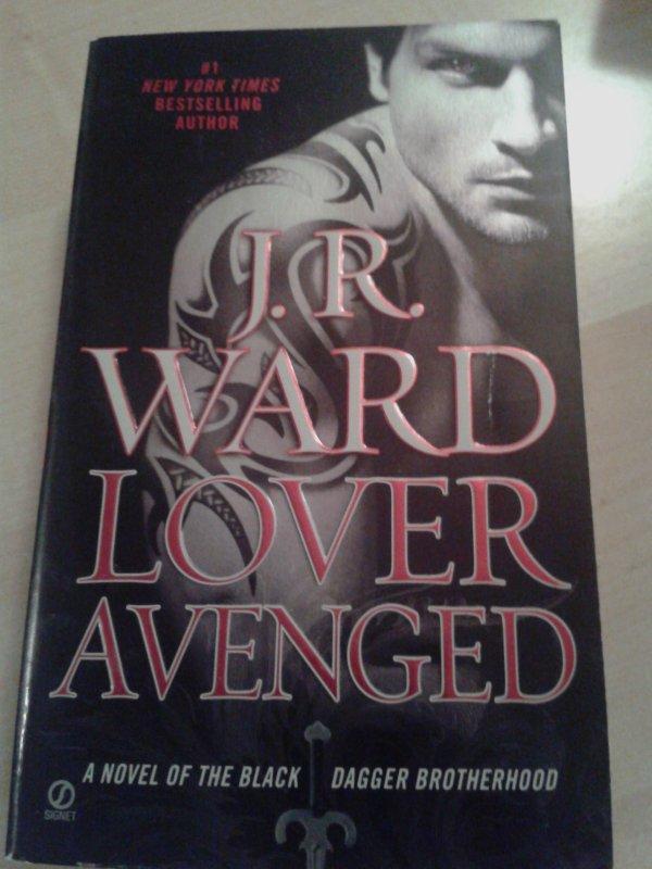 Lover Avenged Black Dagger Brotherhood 7 Von J R Ward Tauschen