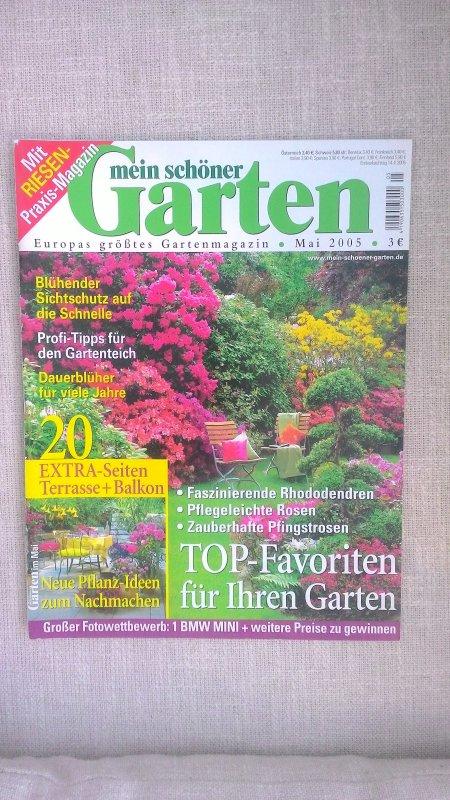 Im Paket 31 Mein Schöner Garten Europas Größtes Gartenmagazin