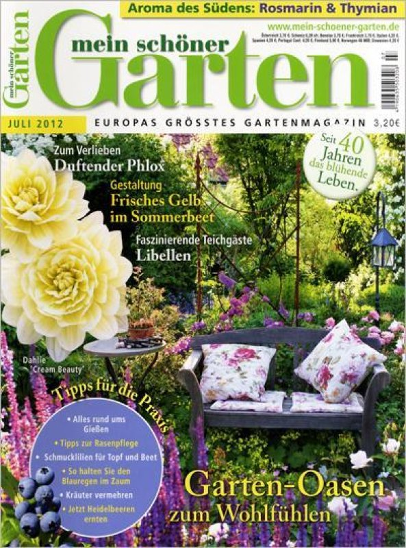 mein sch ner garten juli und august 2012 2 garten. Black Bedroom Furniture Sets. Home Design Ideas