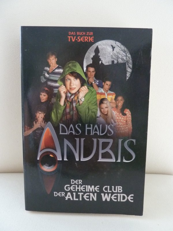 Das Haus Anubis Buch