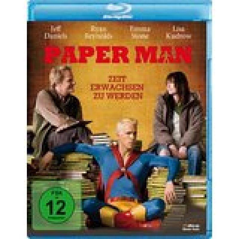 Paper Man – Zeit Erwachsen Zu Werden