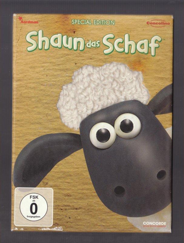 Shaun Das Schaf Staffel 1 Special Edition 5 Dvds Von Tauschen Tauschborse Und Verschenkborse Kostenlos Und Gebuhrenfrei