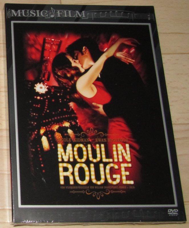 Moulin Rouge Einzel Dvd Von Baz Luhrmann Tauschen Tauschbörse Und