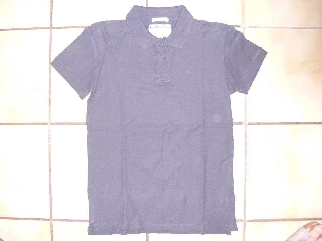 f9151a6c70a4a4 Dunkelblaues Poloshirt von Bluefields tauschen: Tauschbörse und ...
