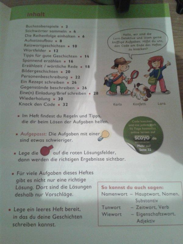 Aufsatz Deutsch 3 Klasse Lern Detektive Von Reinhild