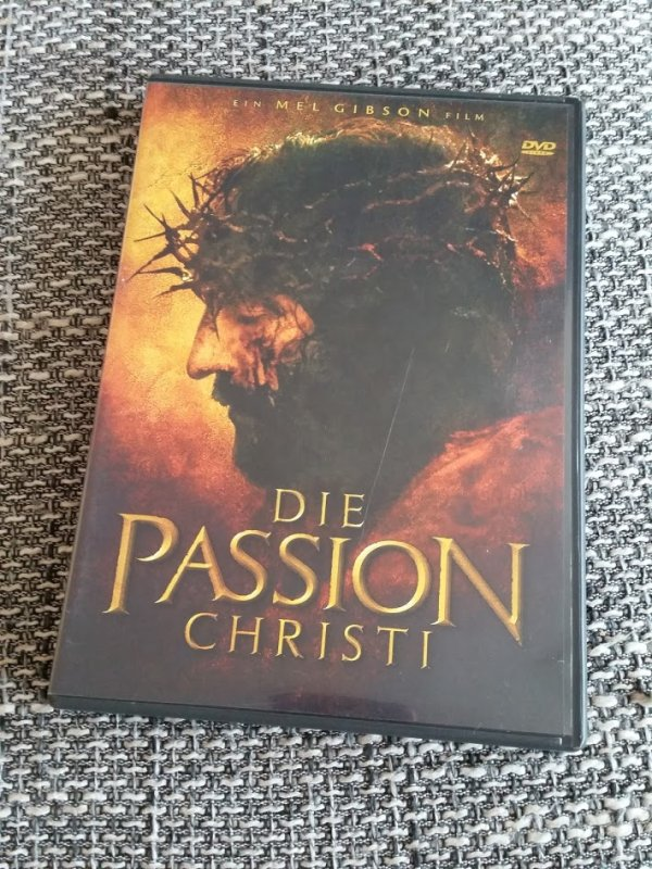 Passion Christi Mel Gibson