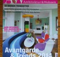Au0026W Architektur U0026 Wohnen 1/2014 Februar März Von Unbekannt Tauschen:  Tauschbörse Und Verschenkbörse   Kostenlos Und Gebührenfrei