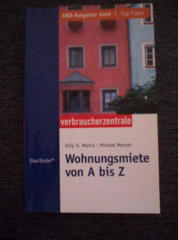 Wohnungsmiete Von A Bis Z Von Gudrun Christensen Tauschen