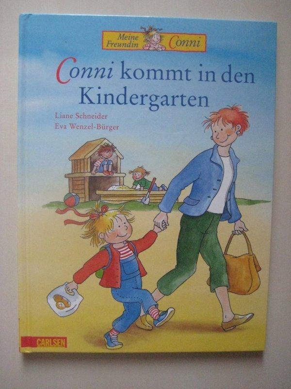 connibilderbücher conni kommt in den kindergarten von